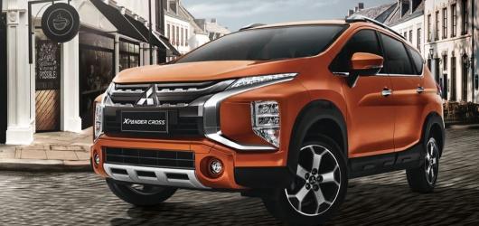 Xe Mitsubishi Xpander Cross 2021: Trả góp trả trước bao nhiêu? Giá lăn bánh tháng 2 2021