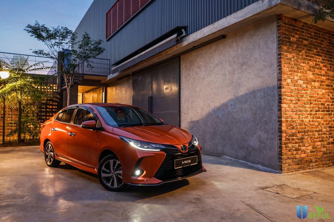 Toyota Vios 2021 - PREBIU.com