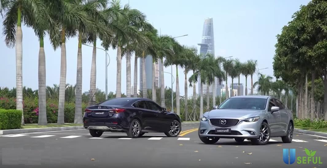Đánh giá xe Mazda 6 FL 2018 từ người dùng - Mazda Long Biên