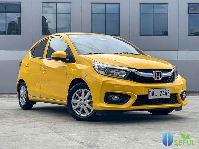 Cập nhật giá bán các mẫu xe Honda mới nhất 2020 - 9