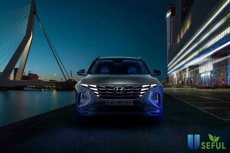 Hyundai Tucson 2021: Đánh giá sơ bộ nội ngoại thất - 7