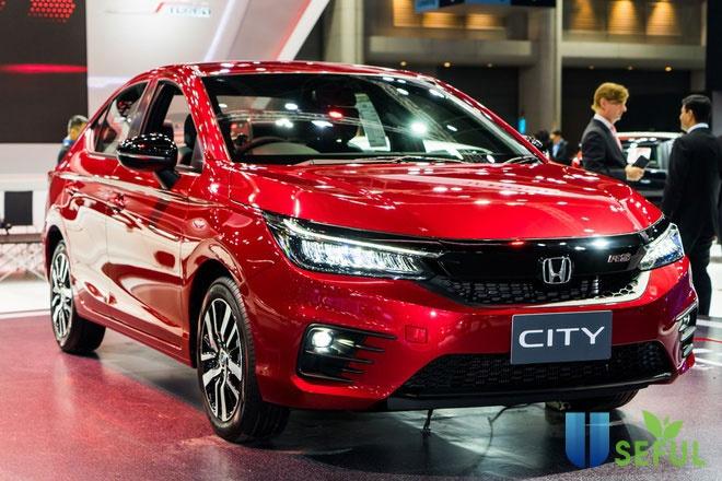 Honda City 2021 ra mắt? giá lăn bánh kèm khuyến mãi - XeÔTô 24