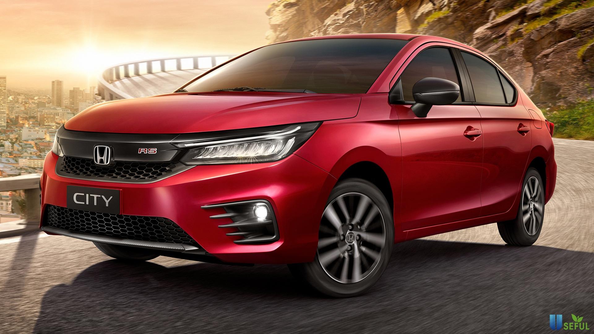 Honda City 2021 chốt lịch ra mắt tại Việt Nam