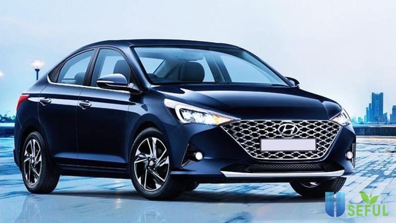 Hyundai Accent 2021 mới nâng cấp