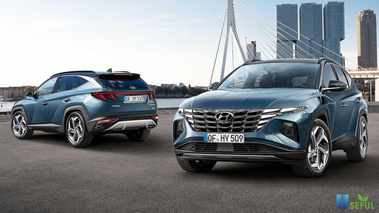 Đánh giá xe Hyundai Tucson 2021 thế hệ mới.