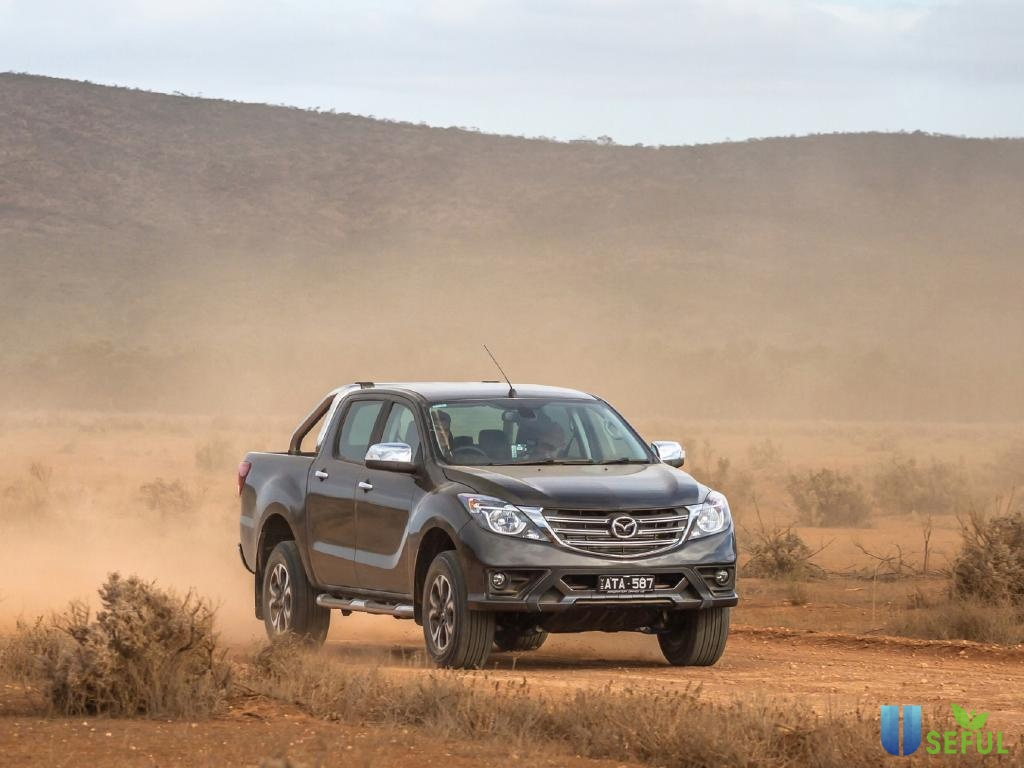 Mazda makes BT-50 ute more blokey with new front end | Morning Bulletin