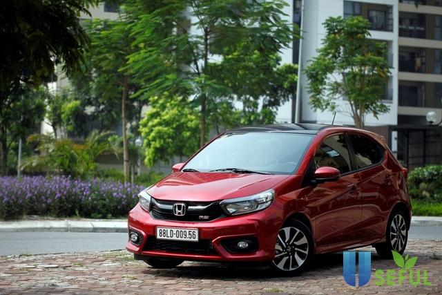Honda Brio - Thực dụng nhưng không kém phần kiêu hãnh   Báo Dân trí
