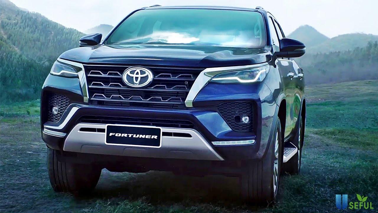 Toyota Fortuner 2021 tung quà tặng hấp dẫn hậu giảm giá kịch sàn