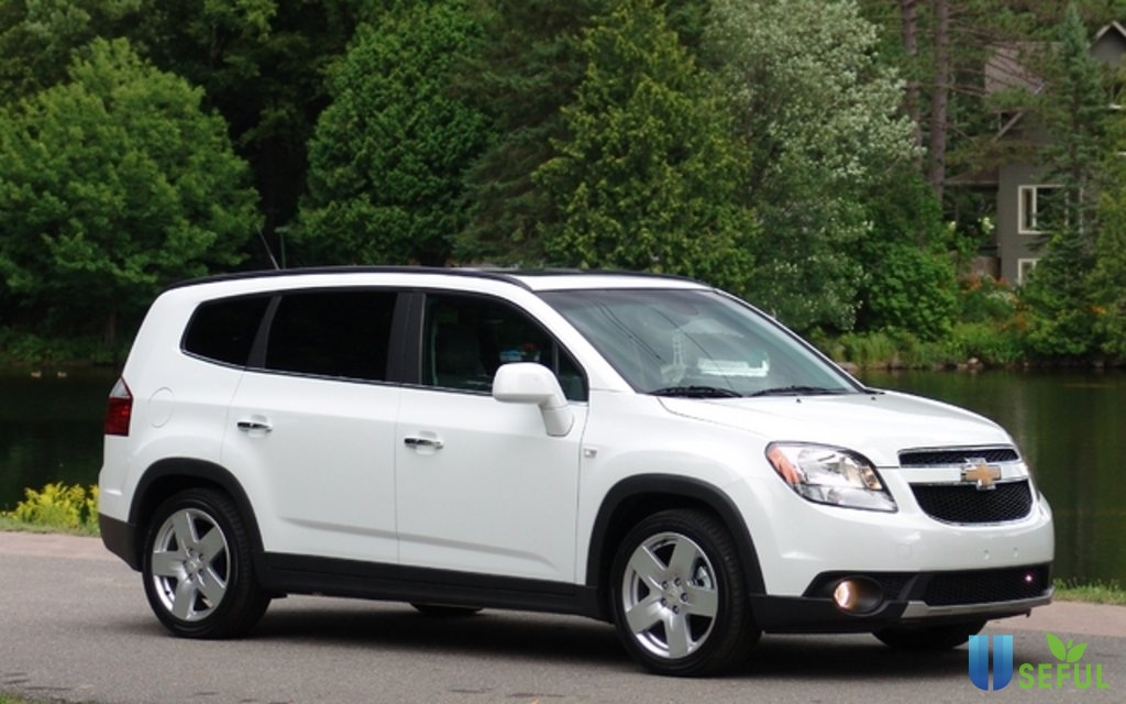 2012 Chevrolet Orlando: Upgrades and corrections - The Car Guide