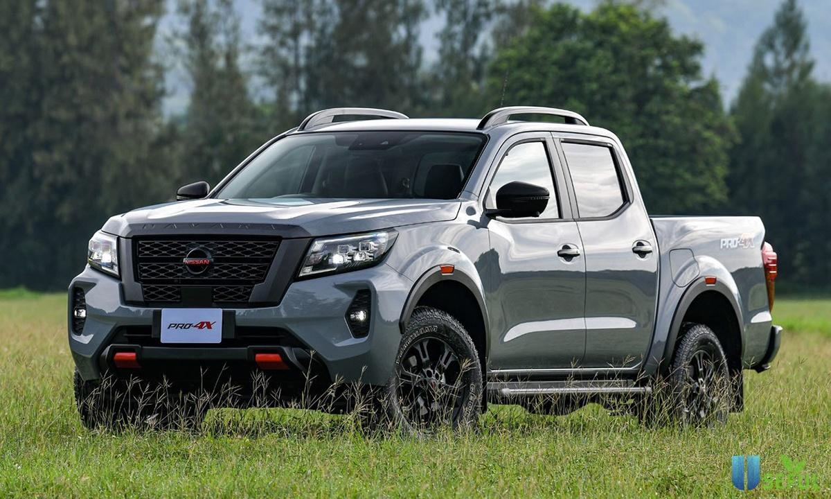 Nissan Navara 2021 chào Đông Nam Á, giá từ 19.600 USD - VnExpress