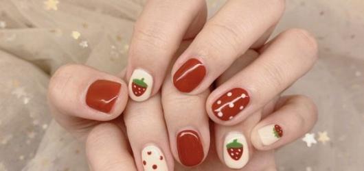 Top 20 mẫu nail 2021 thuộc xu hướng nail phong cách Hàn Quốc  tháng 2 2021