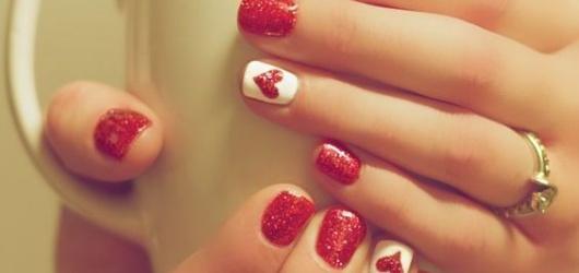 Những kiểu nail tết 2021 siêu dễ thương cho các bạn trong năm mới và dịp lễ Valentine
