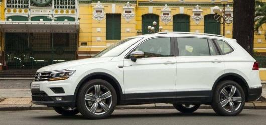 Giá xe Volkswagen Tiguan 2021 cũ, lướt, mới tháng 3 2021 bao nhiêu? Thủ tục trả góp Volkswagen Tiguan 2021 cũ ở Hà Nội