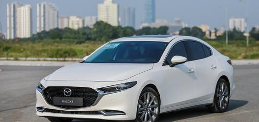 Mazda 3 Hatchback 2021: Giá xe và đánh giá tháng 6 2021