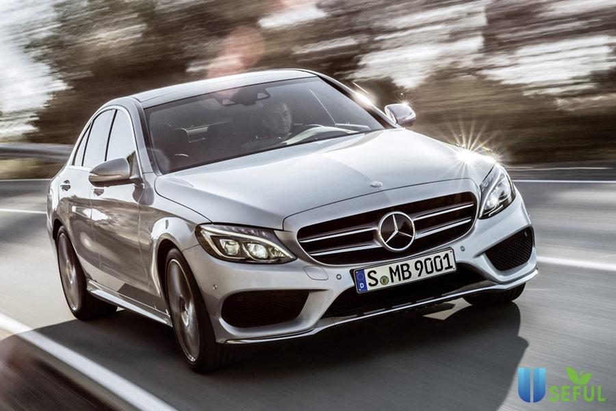 Mercedes C180 đánh giá, khuyến mãi, hỗ trợ trả góp | Cần Thơ Auto
