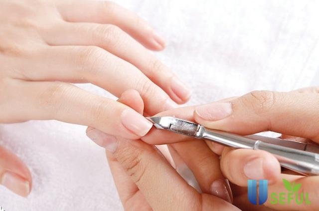 Các dụng cụ học cắt da tay chân và tác dụng của từng loại