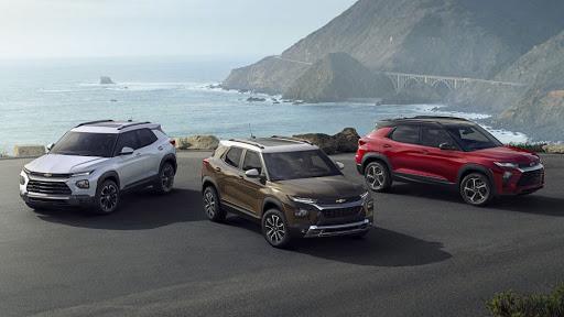 SUV Chevrolet Trailblazer 2021 sắp trình làng, giá hơn 460 triệu đồng hấp dẫn cỡ nào? - MVietQ