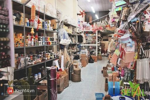 chợ phụ liệu nail Sài Gòn
