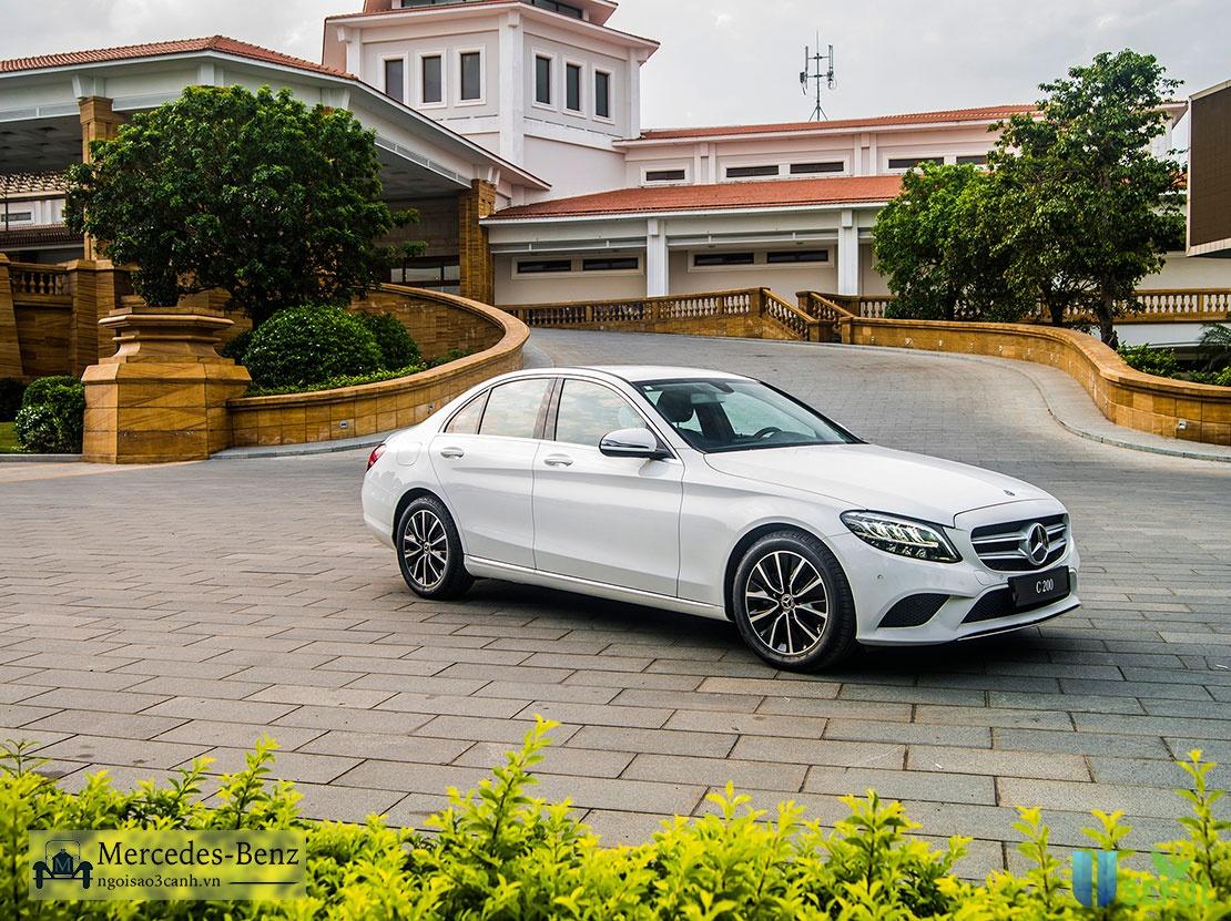 Đánh Giá Chi Tiết Mercedes C200 | Ưu Đãi Lớn - Đủ Màu - Giao Ngay
