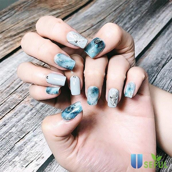 20 mẫu nail xinh đẹp đơn giản nhẹ nhàng dẫn đầu xu hướng hiện nay
