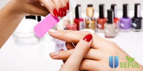 Tiếng Đức giao tiếp: Từ vựng tiếng Đức về ngành Nails
