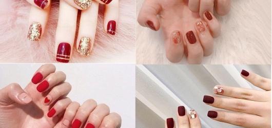 Những tone màu Nails sáng, rực rỡ tại Mỹ