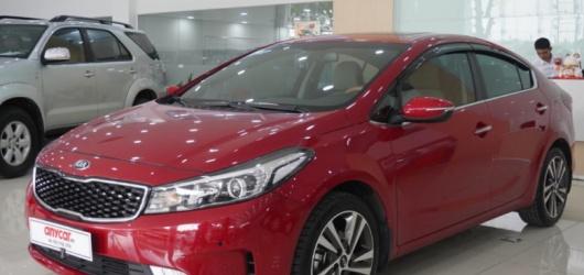 Kia Cerato 2018 cũ: Đánh giá và bảng giá xe Cerato 2018 cũ tháng 3 2021