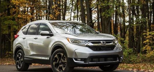 Đánh giá nhanh Honda CR-V 2017 kèm giá bán tháng 6 2021