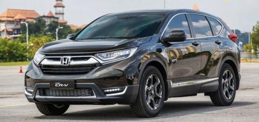 Những lưu ý khi mua Honda CR-V 2018 kèm giá bán tháng 6 2021