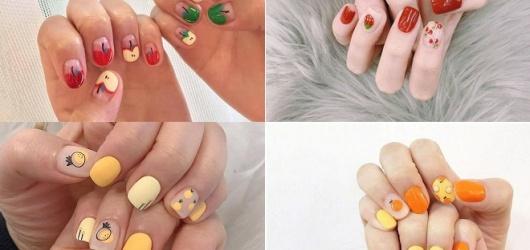 Các mẫu nail đơn giản dễ thương – hot trend cần được cập nhật ngay