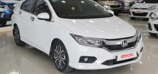 Honda City 2017-2018: Đánh giá người dùng và giá xe cũ tháng 6 2021