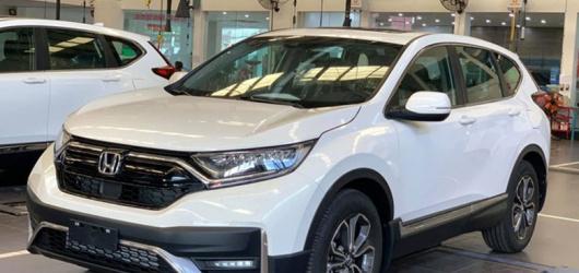 Ưu nhược điểm của Honda CR-V 2020 kèm giá bán tháng 9 2021