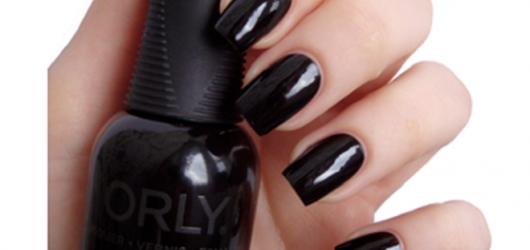 Móng tay đẹp màu đen – những mẫu nail sáng da, quyến rũ cho bạn gái