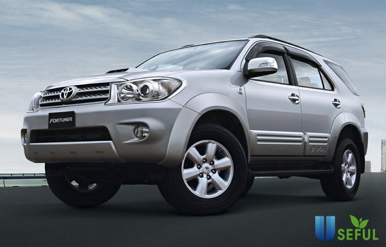 Toyota Fortuner 2009 phiên bản được phân phối chính hãng