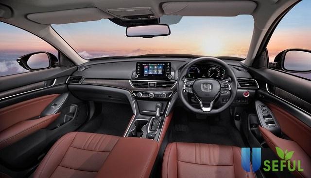 1 Đánh giá xe Honda Accord: Giá tham khảo, thông số kỹ thuật 2021