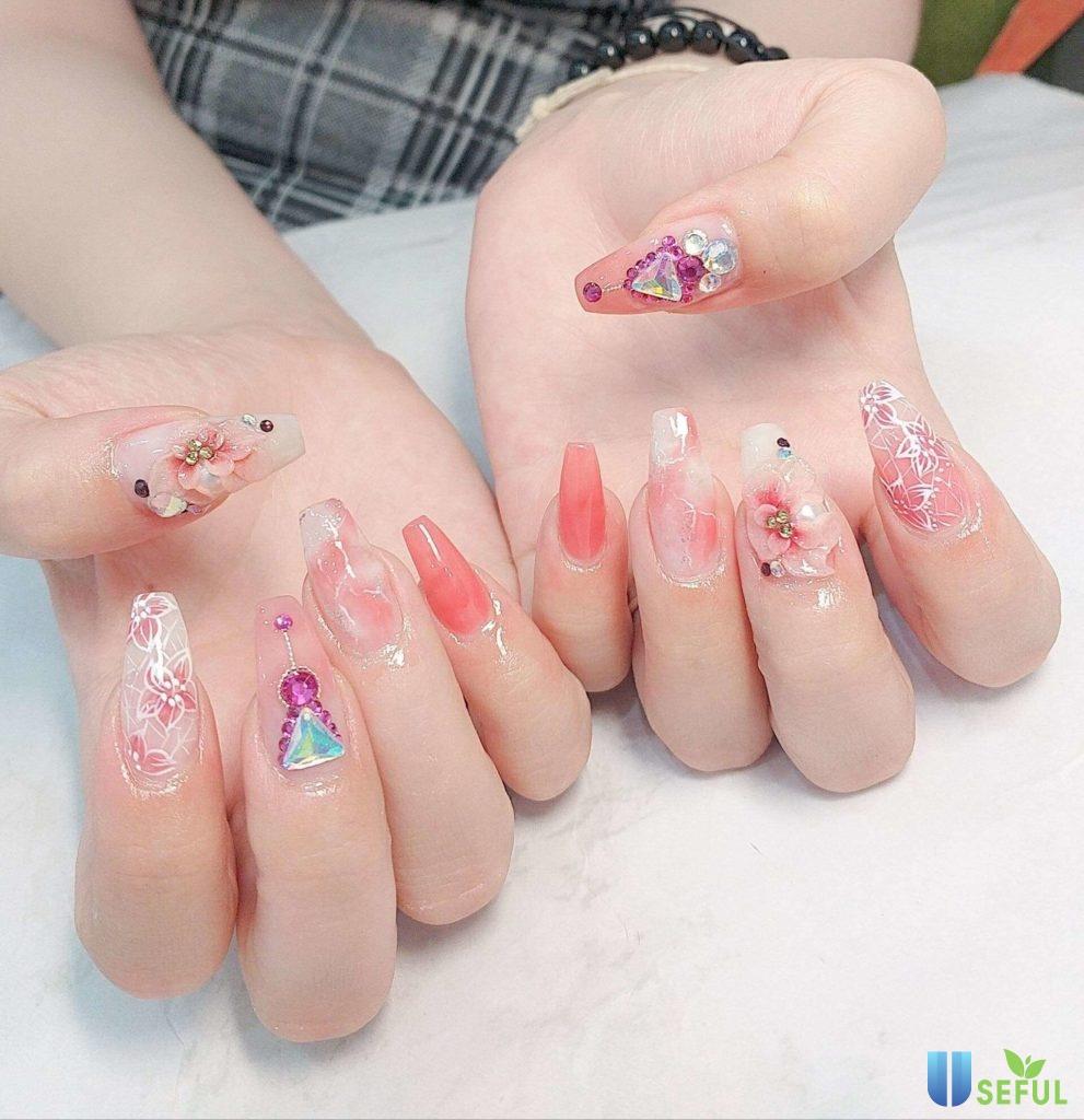 nail hoa dep
