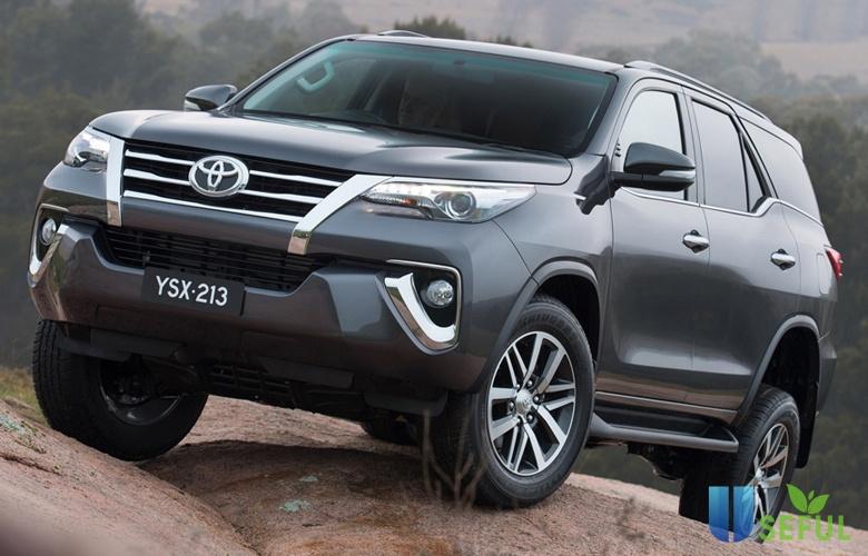 Toyota Fortuner 2016