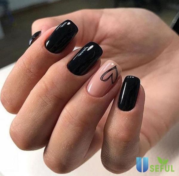 """Những mẫu nail xinh hết nấc, các nàng nên """"triển"""" ngay cho ngày Valentine để gây ấn tượng với chàng"""