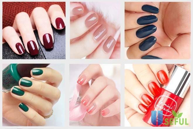 Màu sơn móng tay hot nhất hiện nay: 10 màu nail xu hướng 2021