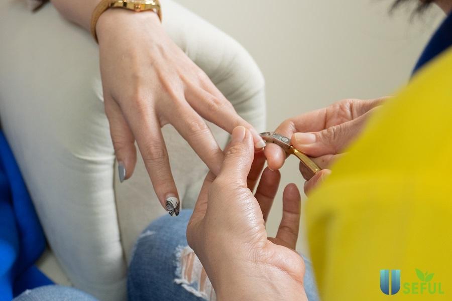 Móng tay cũng cần có sự chăm sóc theo phương pháp riêng