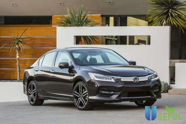 Honda Accord 2016 với công nghệ hiện đại và thiết kế hoàn toàn mới