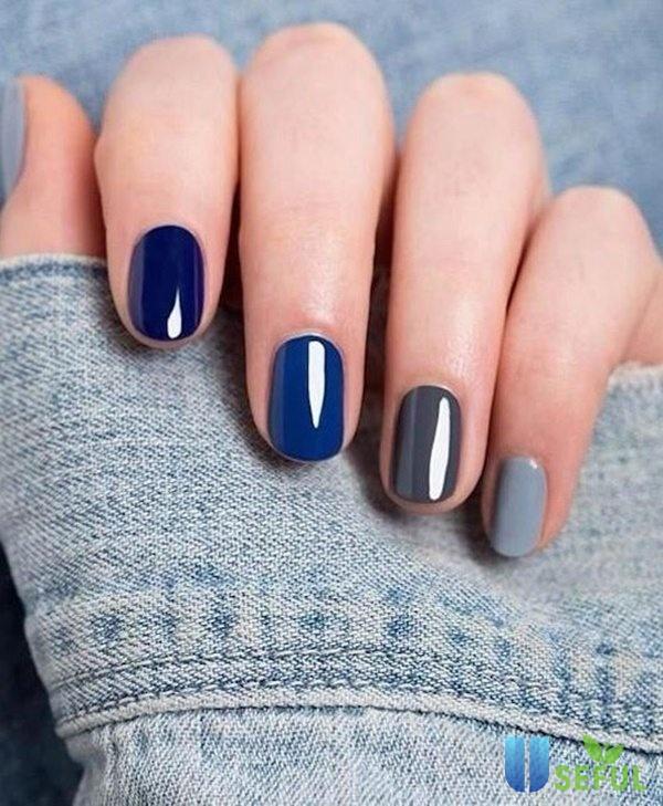 Xu hướng 7 gam màu nail đẹp 2019 hot nhất hiện nay