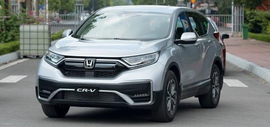 Honda CR-V cũ: Bảng giá bán xe CR V cũ tháng 4 2021