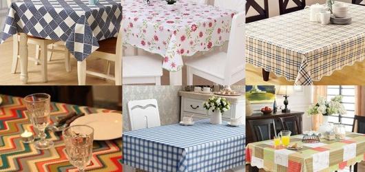 Cách chọn khăn trải bàn siêu đẹp cho quán cà phê sang trọng