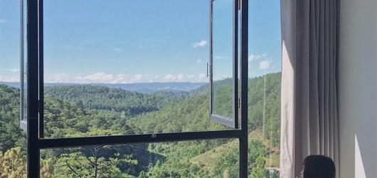 Vươn tay chạm mây với Homestay view đẹp nhất Đà Lạt