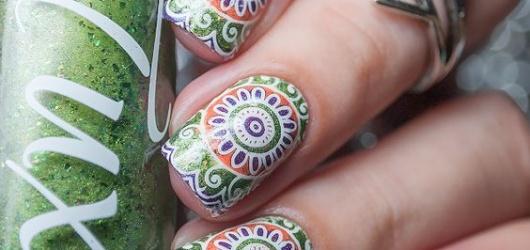 Bộ sưu tập nail hè 2021 nhiều màu sắc mang lại vẻ đẹp độc đáo dành cho các nàng