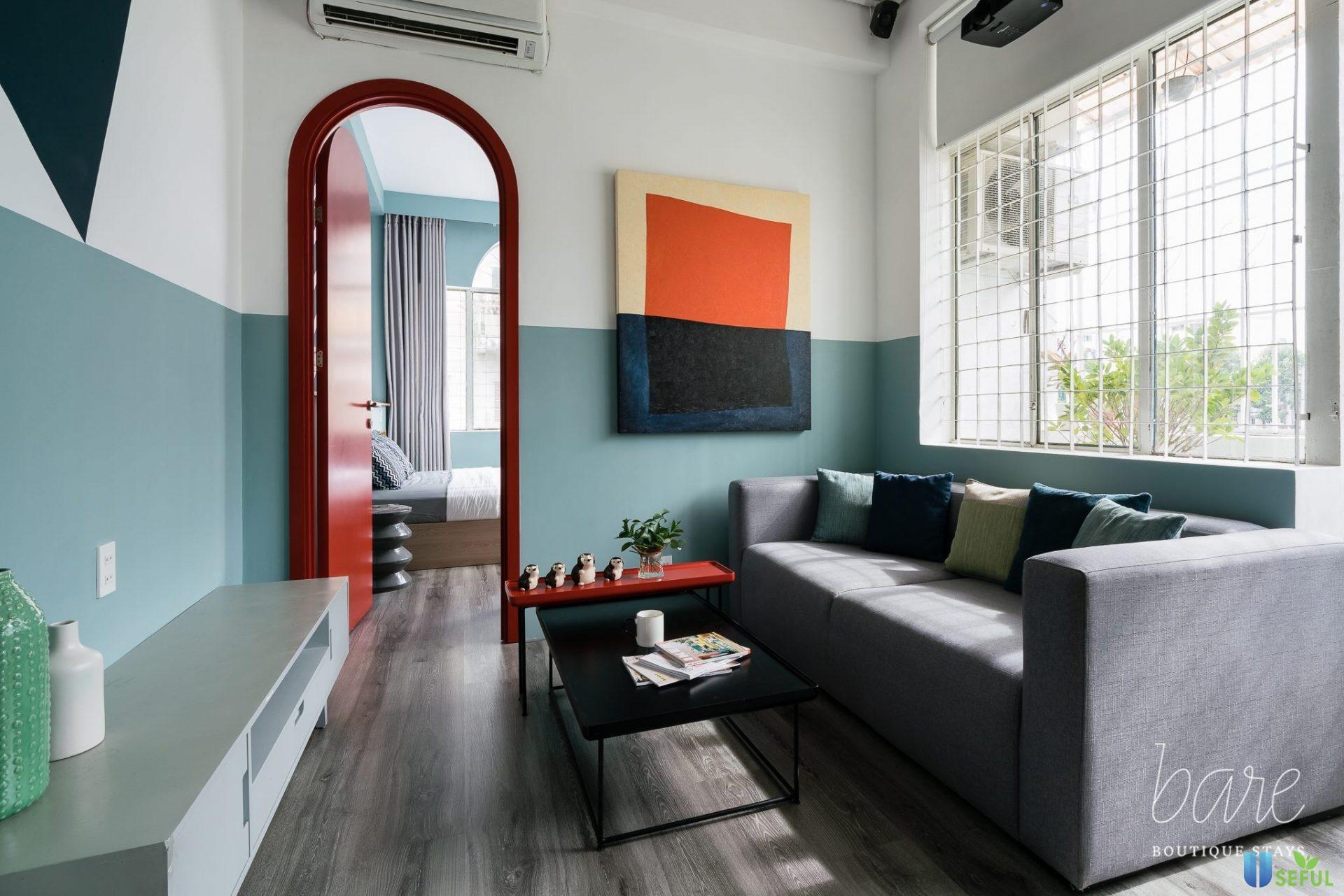 Top 10 homestay đẹp tại Sài Gòn 44