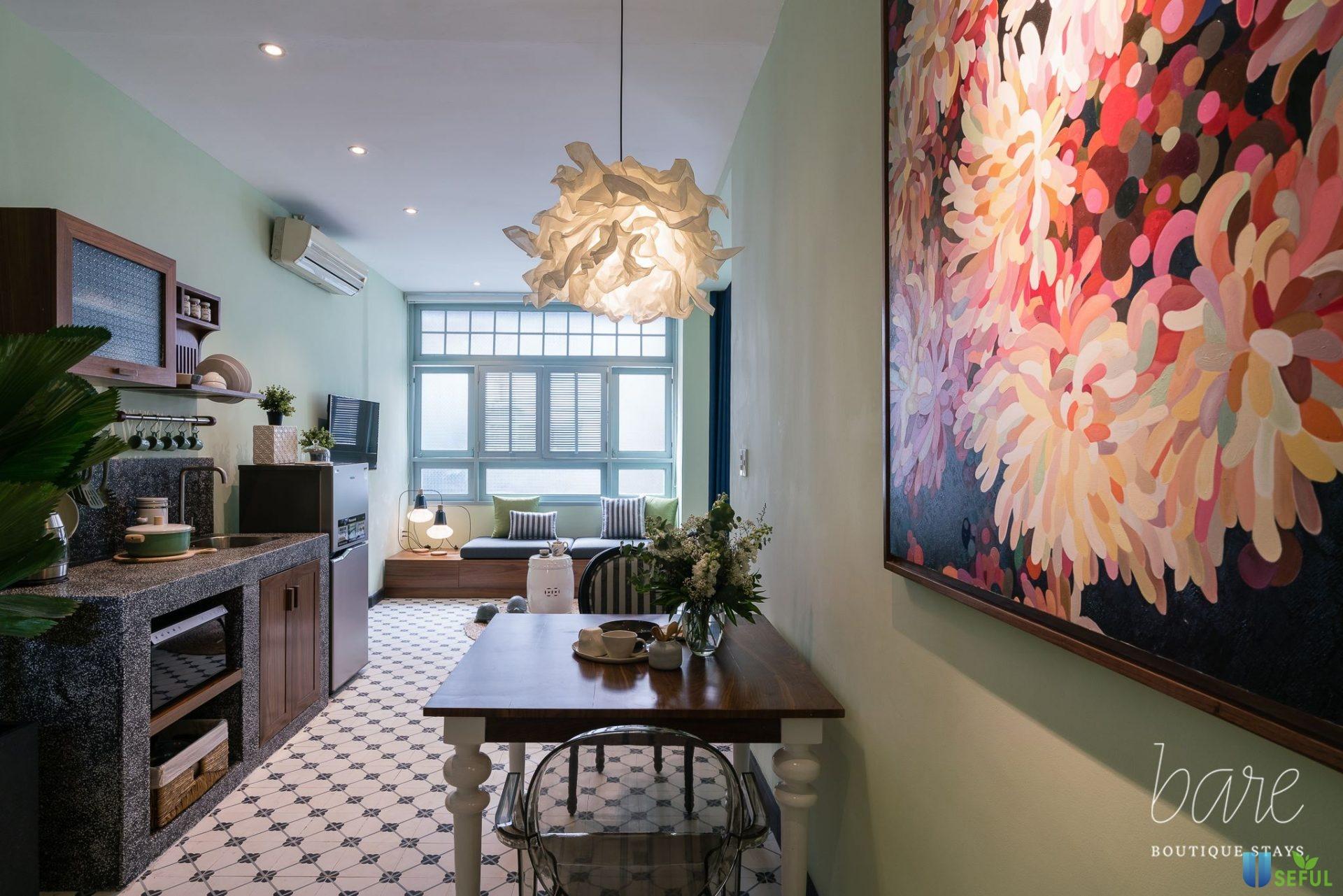 Top 10 homestay đẹp tại Sài Gòn 47