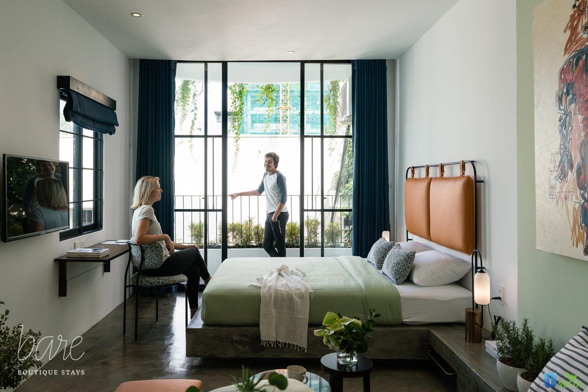 Top 10 homestay đẹp tại Sài Gòn 50