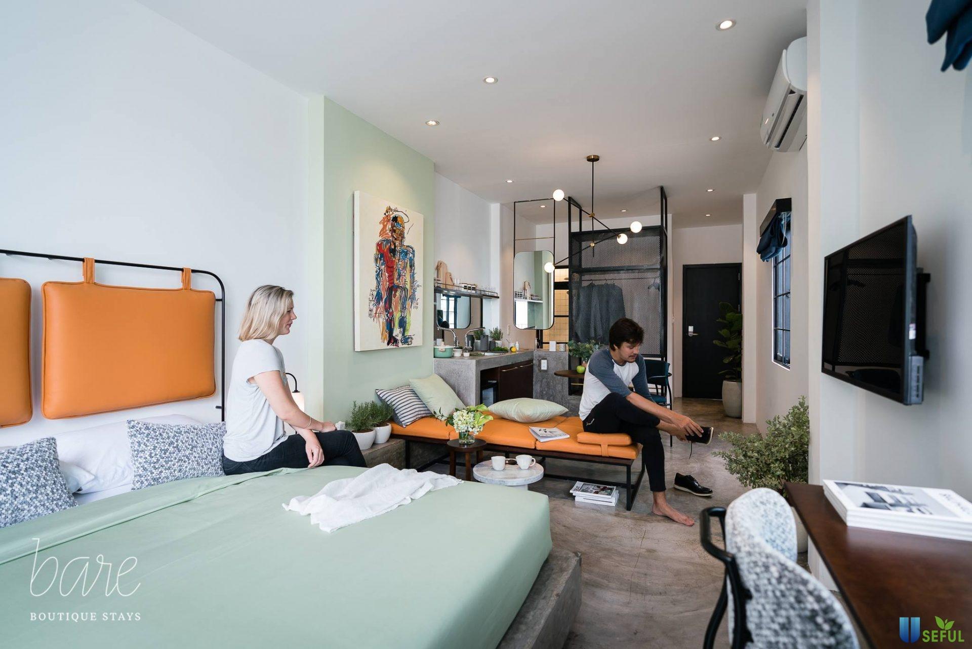 Top 10 homestay đẹp tại Sài Gòn 51